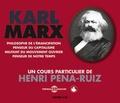 Henri Pena-Ruiz - Karl Marx. 4 CD audio