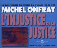 Linjustice de la justice - 2 CD audio.pdf