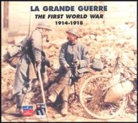 Jean-Yves Patte - La Grande Guerre : The first World War 1914-1948 - Coffret 3 CD audio.