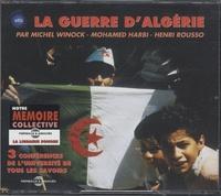 Michel Winock - La guerre d'Algérie : 3 conférences de l'Université de tous les savoirs (3CD + 1 livret).