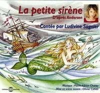 Hans Christian Andersen - La petite sirène - CD audio.