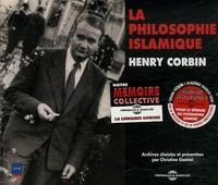 Henry Corbin - La philosophie islamique. 3 CD audio