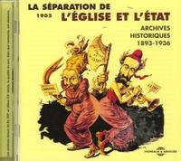 Jean-Yves Patte - La séparation de l'Eglise et de l'Etat - CD audio.