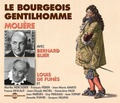 Molière - Le Bourgeois gentilhomme. 2 CD audio