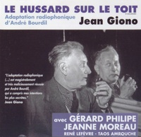Jean Giono - Le hussard sur le toit. 2 CD audio
