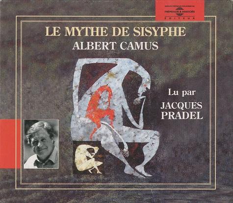 Albert Camus - Le Mythe de Sisyphe. 3 CD audio