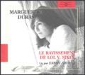Marguerite Duras et Fanny Ardant - Le Ravissement de Lol V. Stein. 4 CD audio