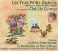 Frédéric Martin et Yassen Vodenitcharov - Les 3 petits cochons - Suivi de La Petite Poule Rousse ; Le Bonhomme en pain d'Epices. 1 CD audio