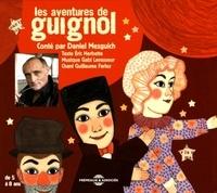 Daniel Mesguich - Les aventures de Guignol. 1 CD audio