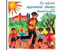 Marcel Zaragoza - Les enfants apprennent à chanter.