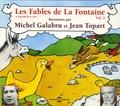Jean de La Fontaine - Les Fables de La Fontaine - Tome 2, CD audio.