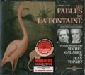 Olivier Cohen et Claude Colombini - Les fables de La Fontaine. 2 CD audio