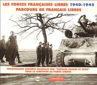 Pierre Guérin - Les forces françaises libres 1940-1945 Parcours de Français libres - Coffret 3 CD.