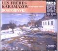Fédor Dostoïevski - Les frères Karamazov. 5 CD audio MP3