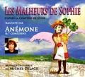 Comtesse de Ségur - Les malheurs de Sophie - CD Audio.