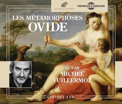 Les Métamorphoses  avec 4 CD audio