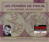 Michel Duchaussoy - Les Pensées de Pascal - Coffret en 3 CD audio.