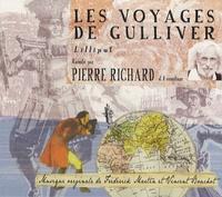 Pierre Richard - Les voyages de Gulliver - CD audio.