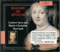 Madame de Sévigné - Lettres. 2 CD audio