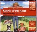 Agnès Ledig - Marie d'en haut. 2 CD audio MP3