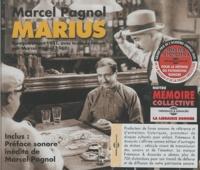 Marcel Pagnol - Marius. 3 CD audio