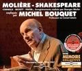 Michel Bouquet - Molière - Shakespeare - Documents indédits 1986-1987. 2 CD audio