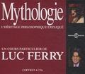 Luc Ferry - Mythologie - L'héritage philosophique expliqué, en 4 CDs.