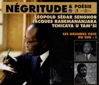 Léopold Sédar Senghor et Jacques Rabemananjara - Négritude et poésie - Tome 1, Les grandes voix du Sud. 3 CD audio