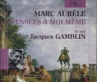 Marc Aurèle - Pensées à moi-même - 2 CD audio.
