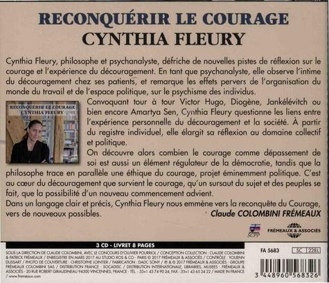 Reconquérir le courage  avec 3 CD audio