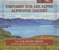 Alphonse Daudet - Tartarin sur les Alpes. 1 CD audio