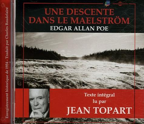 Une Descente dans le Maelström  avec 1 CD audio