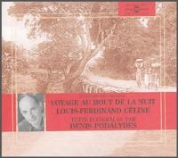 Louis-Ferdinand Céline - Voyage au bout de la nuit. 16 CD audio