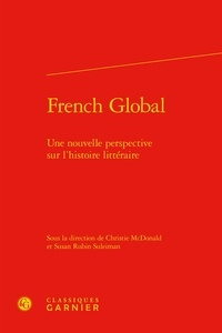 Emmanuel Bouju - French Global - Une nouvelle perspective sur l'histoire littéraire.