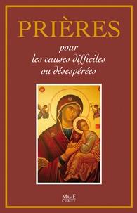 Frère Bernard-Marie - Prières pour les causes difficiles ou désespérées.