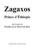 Frère Ermite - Zagaxos - Prince d'Éthiopie.