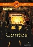 Frères Grimm et Marie-Hélène Robinot-Bichet - Bibliocollège - Contes, Grimm.