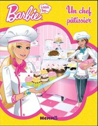 Freya Woods - Barbie - I can be - un chef patissier.