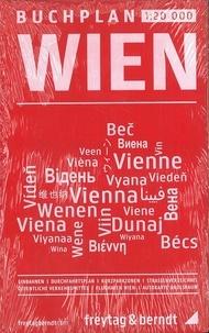 Freytag & Berndt - Buchplan wien - 1 : 20 000.