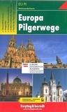 Freytag & Berndt - Europa Pilgerwege.