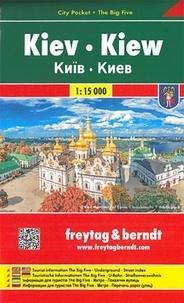 Freytag & Berndt - Kiev - 1/15 000.