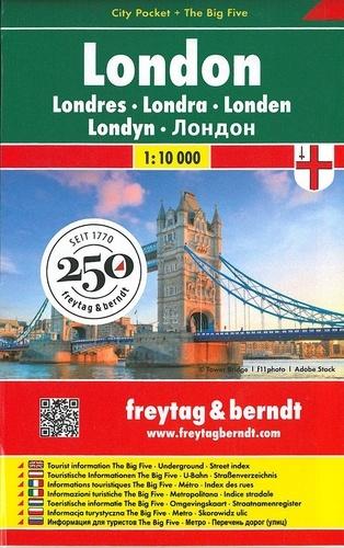 Londres. 1/10 000