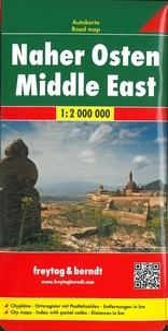 Freytag & Berndt - Middle East - 1/2 000 000.
