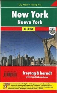 Freytag & Berndt - New York - 1/18 000.