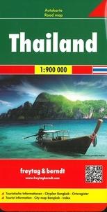 Thailand- 1/900000 -  Freytag & Berndt pdf epub