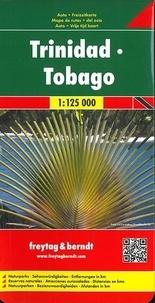 Freytag & Berndt - Trinidad Tobago - 1/125 000.