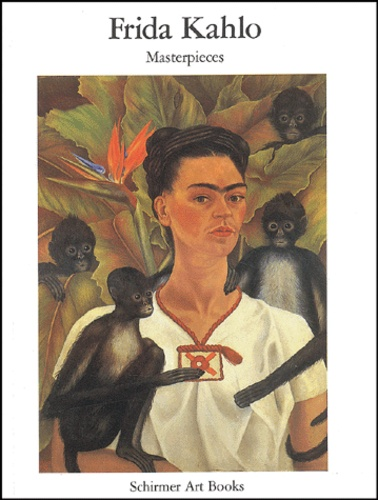 Frida Kahlo - Masterpieces - Edition en langue anglaise.