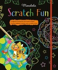 Frieda Van Raevels - Mandala Scratch Fun.