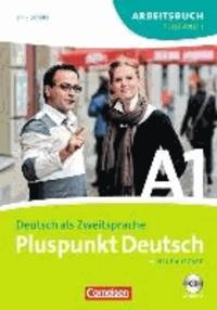 Friederike Jin - Pluspunkt Deutsch 1 a. Arbeitsbuch. Neubearbeitung - Teilband 1 des Gesamtbandes 1 (Einheit 1-7) - Europäischer Referenzrahmen: A1.