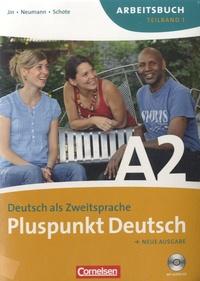 Friederike Jin - Pluspunkt Deutsch - Arbeitsbuch Teilband 1. 1 CD audio